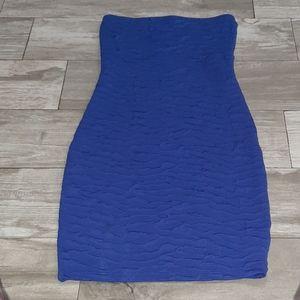 Material Girl tube dress